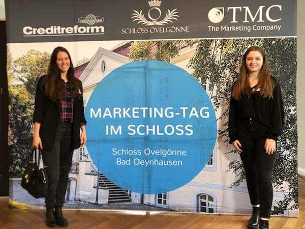 Marketing Tag im Schloss Ovelgönne