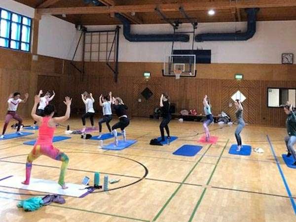 Yoga mit Paulina