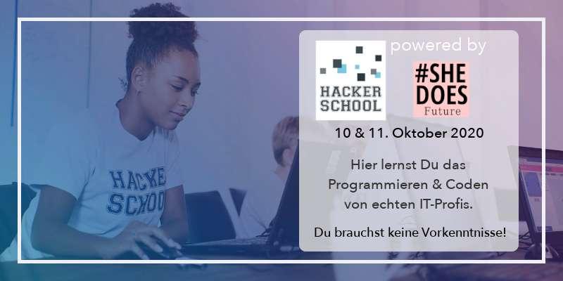 Programmieren für Mädchen