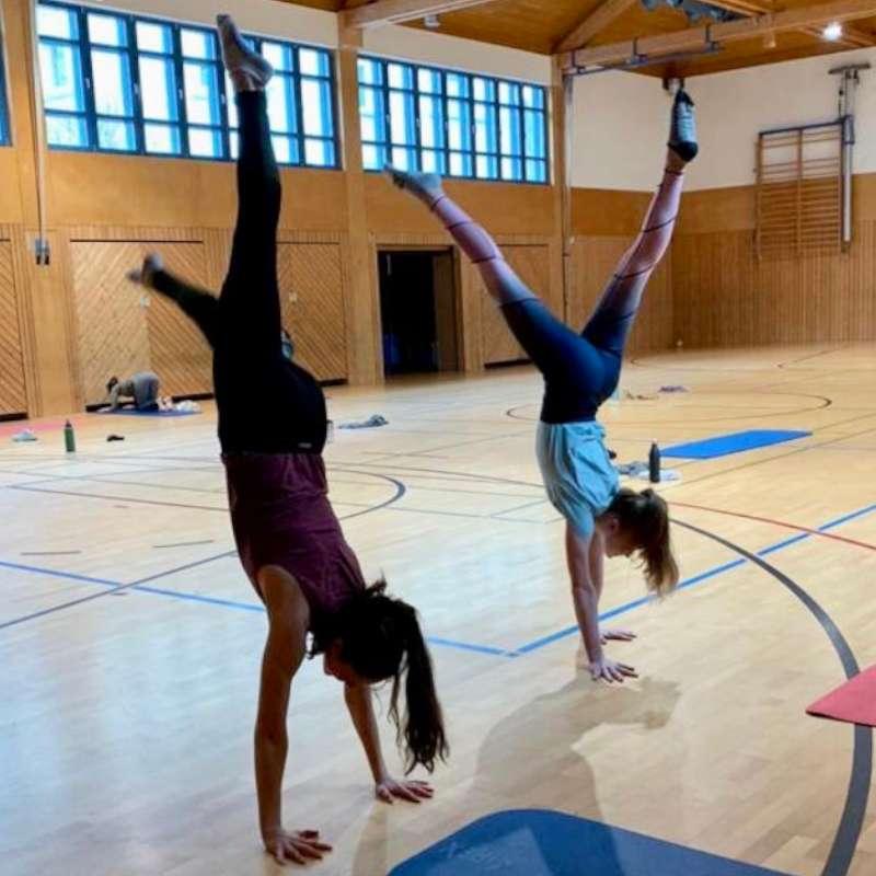 Handstand Works