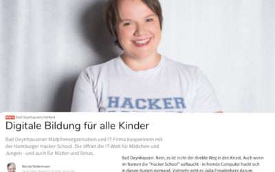 Kooperation mit der Hacker School